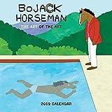 BoJack Horseman 2019 Wall Calendar: The Art of the Art