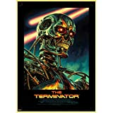 Poster Classic Movie The Terminator Poster Und Drucke