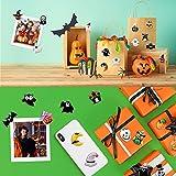 Kesote 30x Halloween Deko Streudeko Tischdeko Konfetti Kunstharz Mini Zubehör Kunstharz Miniatur Klein Figur zum Basteln DIY Geschenk Mitgebsel - 4