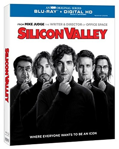 Silicon Valley: The Complete First Season (BD+DC/UV) [Blu-ray]