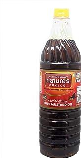 Natures Choice Mustard Oil 1 Liter Bottle