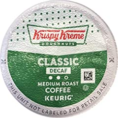 Decaf Smooth and aromatic 100% Arabica coffee Medium roast. 48 K-Cups 48 K-Cups