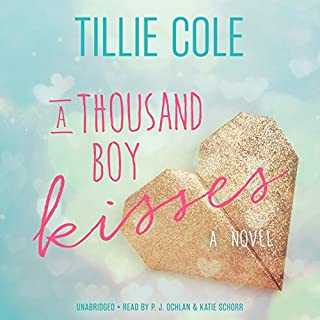 A Thousand Boy Kisses audiobook cover art
