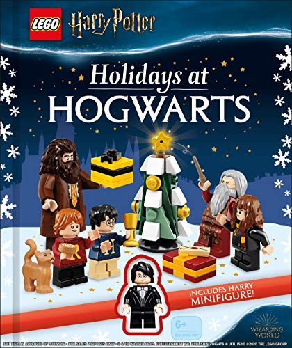Lego Harry Potter Holidays at Hogwarts: With Lego Harry Potter Minifigure in Yule Ball Robes