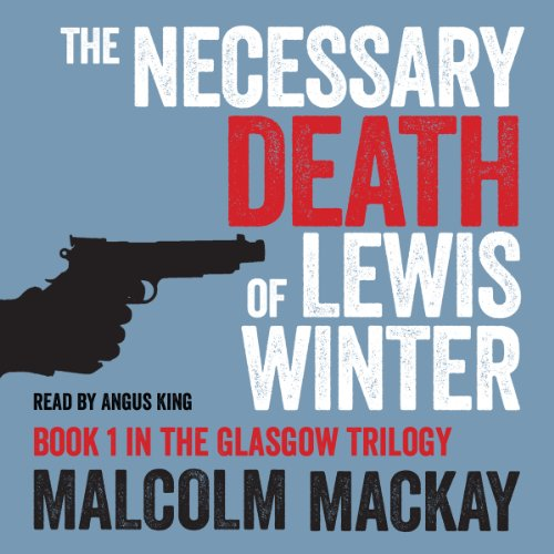 The Necessary Death of Lewis Winter cover art