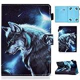 Acc Family Housse Universelle pour Tablette 9-10,1 Pouces, emplacements pour Cartes pour Huawei...