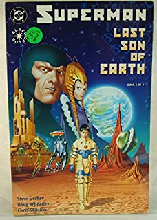 Superman: Last Son of Earth, Book 1 (Elseworlds)