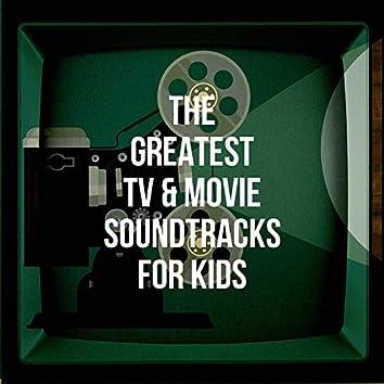 The Greatest TV & Movie Soundtracks for Kids