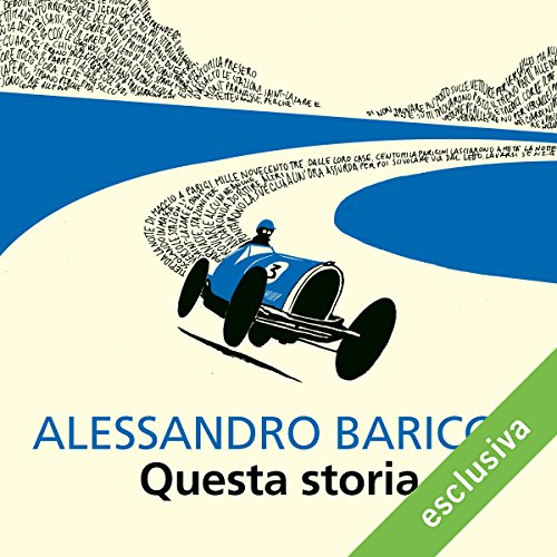 Questa storia audiobook cover art