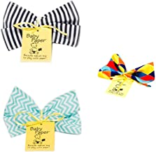 Baby Paper - Crinkly Baby Toy - Stripes, Triangle, Zig Zag