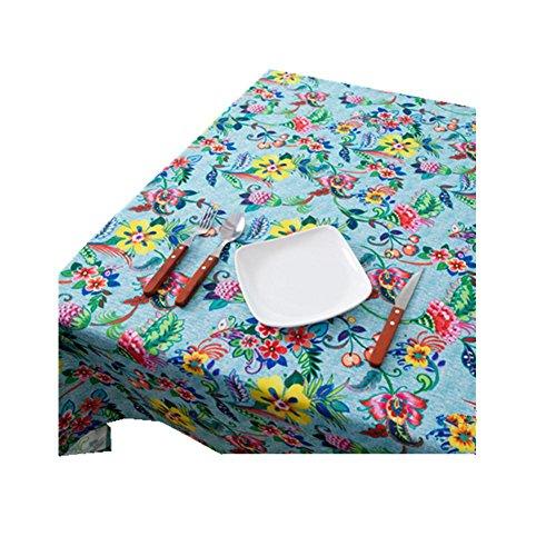 Nappe Chiffon Tissu haute qualité rectangulaire Home/pique-nique/café/bar à la poussière Antifouling doux Premium Table 90*90 cm 2 120*120cm
