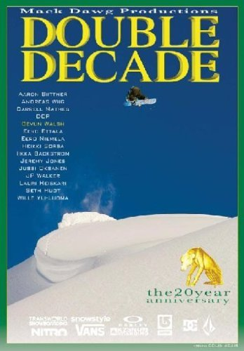 Snowboard - Double Decade