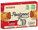 Real Good Foods, Keto-friendly, Low Carb - High Protein - Gluten Free - Enchiladas, Beef with Salsa Roja (6 Count)