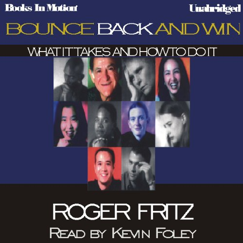 Bounce Back and Win audiobook cover art