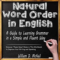 Natural Word Order in English