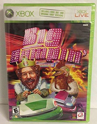 Microsoft Xbox 360 Original Burger King Big Bumpin'