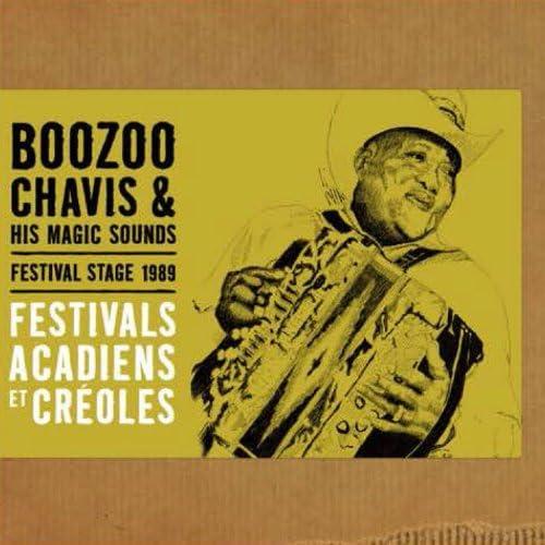 Boozoo Chavis & His Magic Sounds