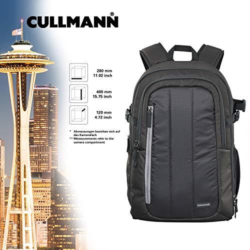 CULLMANN Seattle TwinPack 400+, black