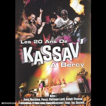 Kassav' : Les 20 ans de Kassav' à Bercy