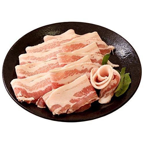 【冷凍】 業務用 豚バラ スライス 500g 冷凍 豚バラスライス