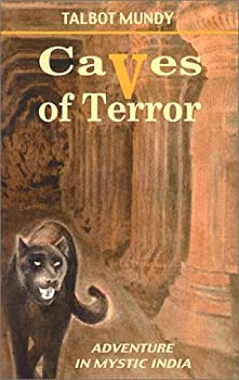 Paperback Caves of Terror Book