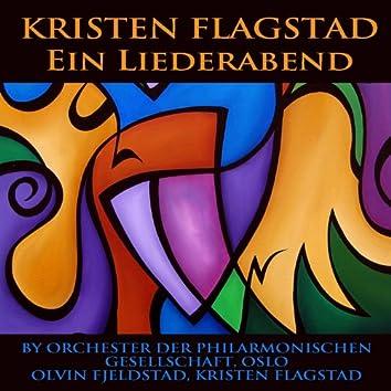 Kirsten Flagstad: Ein Liederabend