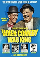 When Comedy Was King - Restored