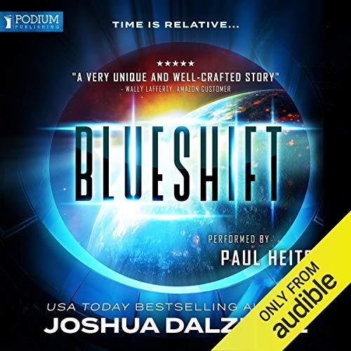 Blueshift Titelbild
