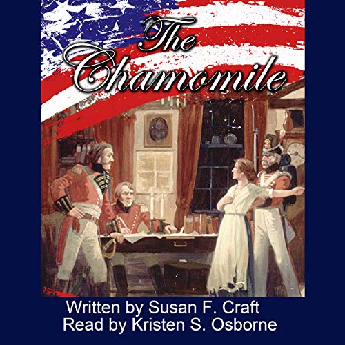 The Chamomile audiobook cover art