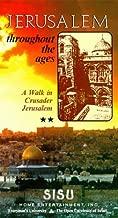 Jerusalem: Walk in Crusader Jerusalem VHS