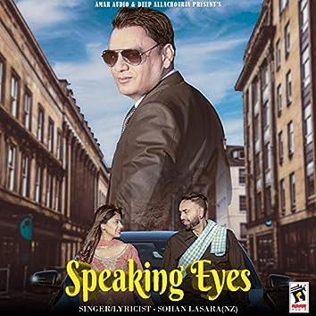 Speaking Eyes