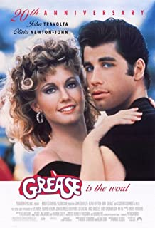 Pop Culture Graphics Grease (1997) - 11 x 17 - Style A