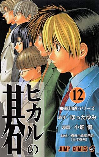 Hikaru no Go Vol. 12 (Hikaru no Go) (in Japanese)