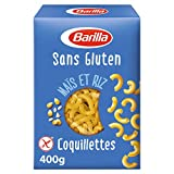 Barilla Pâtes Coquillettes sans Gluten 400 g