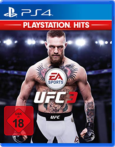 UFC 3 - PlayStation Hits - [PlayStation 4]