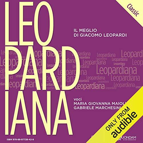 Leopardiana Classic audiobook cover art