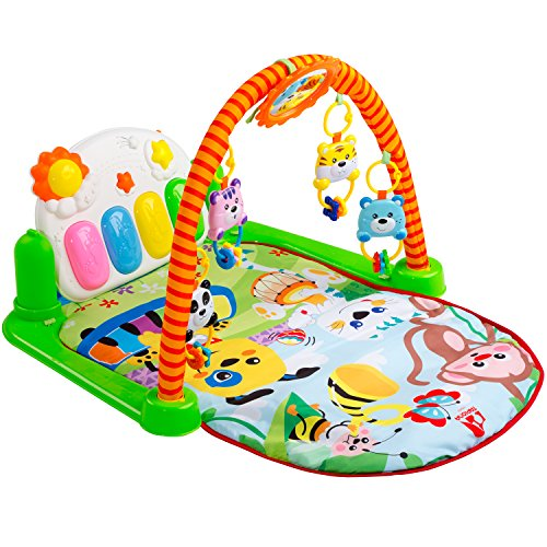 Tapiona Baby Activity Play Gym - Kick...