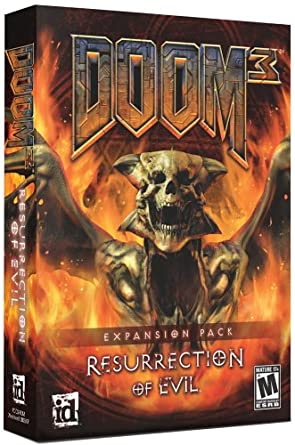 Doom 3 Resurrection Of Evil Expansion Pack Video Games