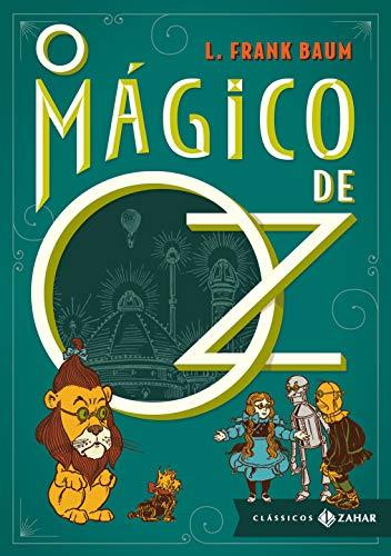O Mágico de Oz: Edição bolso de luxo
