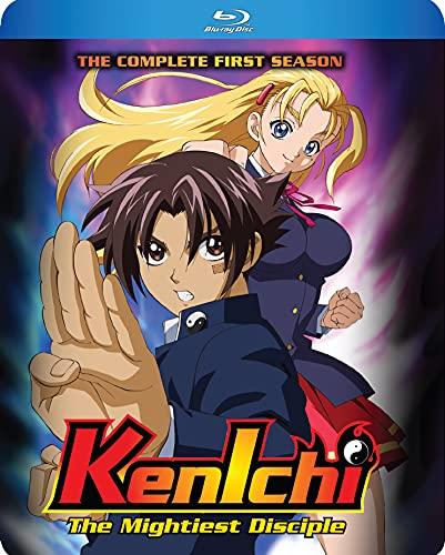 Kenichi The Mightiest Disciple Season 1 [Blu-ray]