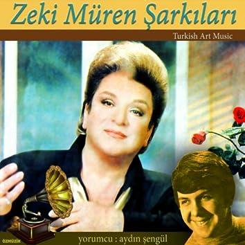 Zeki Müren Şarkıları Türk Sanat Müziği (Turkish Art Music)