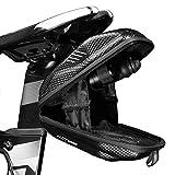 GagaRia 自転車用 サドル バッグ 防水 大容量 ロードバイク クロスバイク パンク修理 工具入れ 止水ファスナー