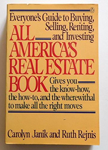 All America's Real Estate Handbook (A Penguin handbook)