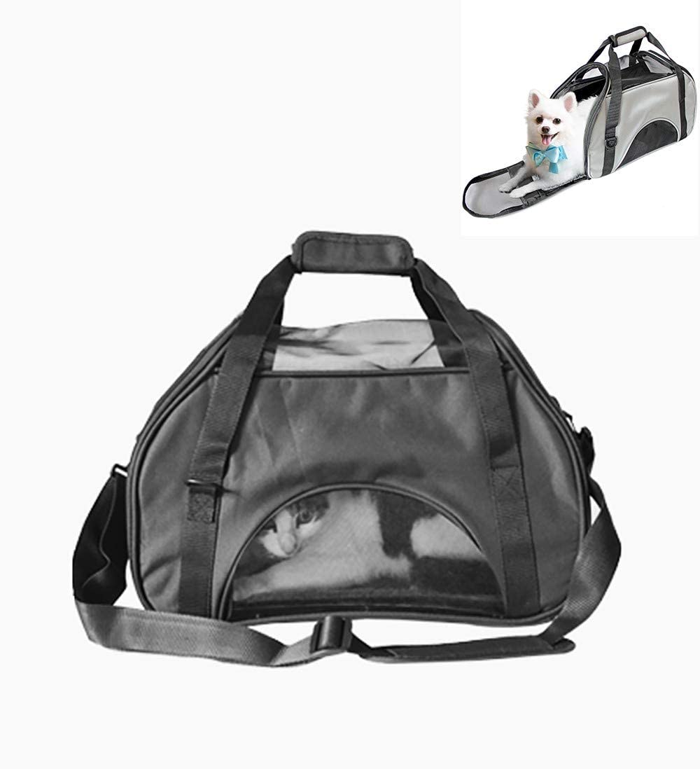 Pet Carrier All stores Max 43% OFF are sold Dog Backpack with Shoulder P Wide Straps