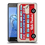 Head Case Designs London Bus Brexit Soft Gel Case