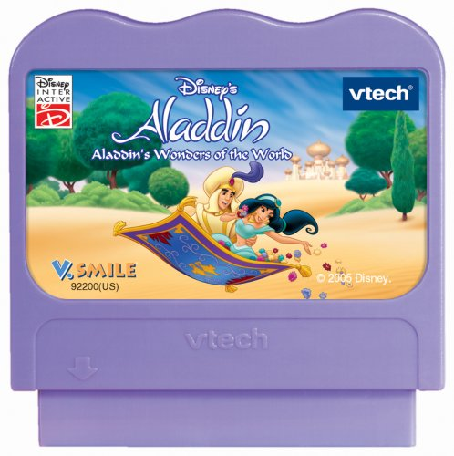 VTech - V.Smile Smartridge Aladdin