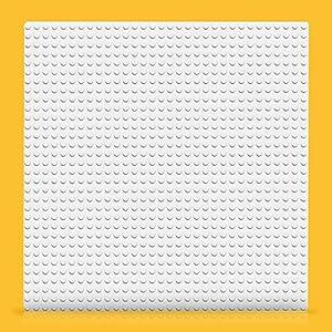 Amazon.co.jp - レゴ クラシック 基礎板(白) 11010