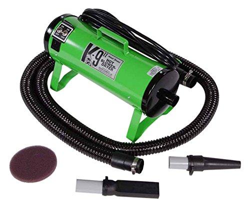 K-9 Dryers 17-127-L II Blower/Dryer, Lime Green