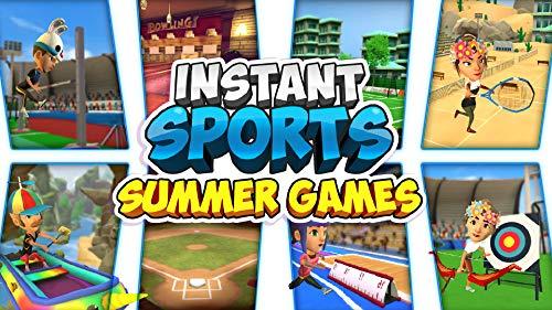 Instant Sports Summer Games Standard - Switch [Digital Code]