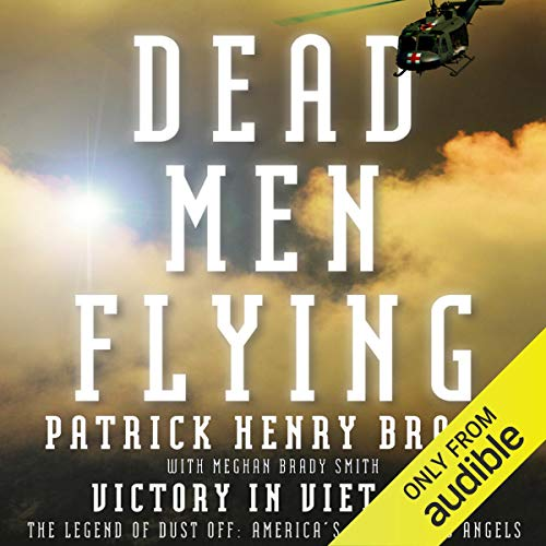 Dead Men Flying cover art